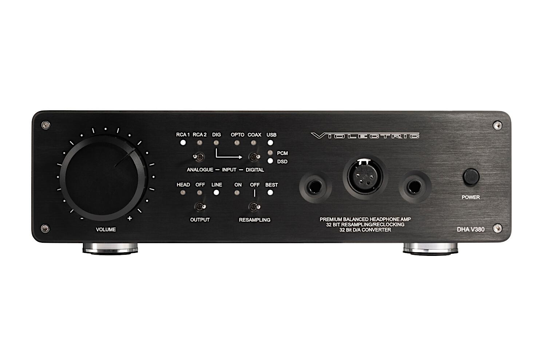 Violectric V380 Headphone Amp / DAC