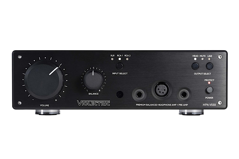 Violectric V550 Headphone Amp