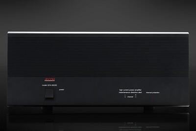 Adcom GFA-565se Power Amplifier