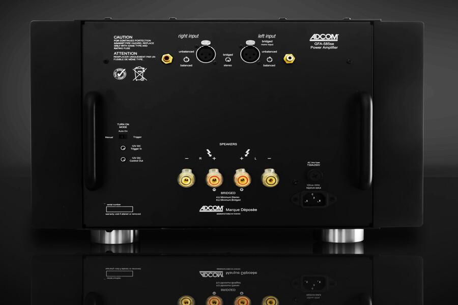 Adcom GFA-585se Power Amplifier