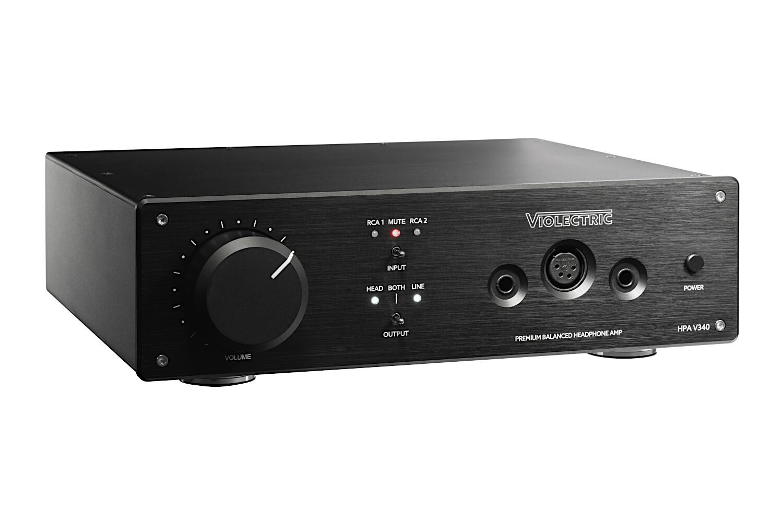 Violectric V340 Headphone Amp