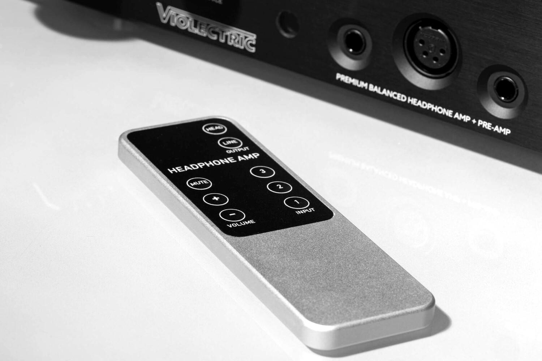 Violectric Remote Control