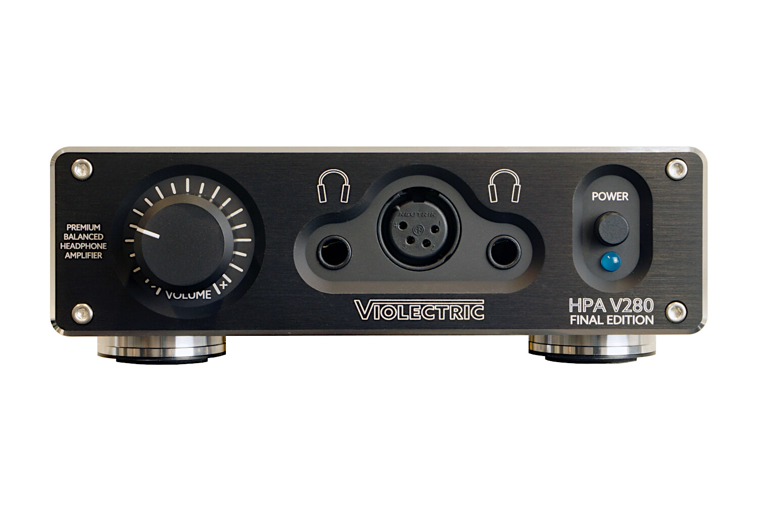 Violectric HPA V280-FE Headphone Amplifier