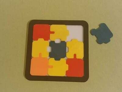 Nosey Puzzle
