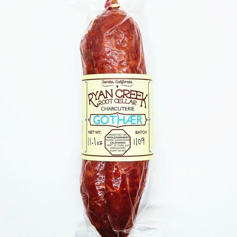 Gothaer (summer sausage)