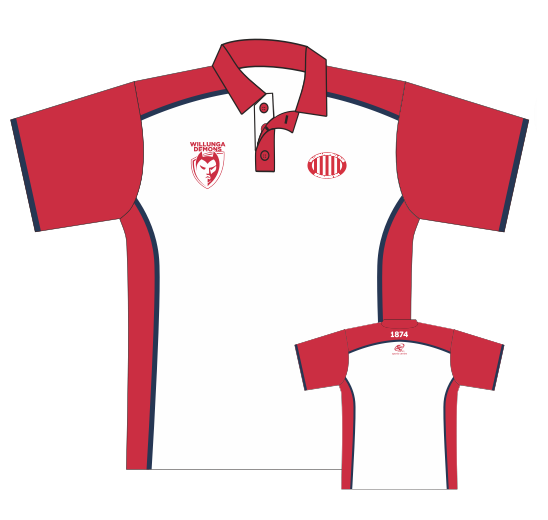 Supporters Polo - Mens