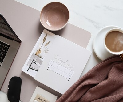 The Interior Design Styles Lookbook Hardcover