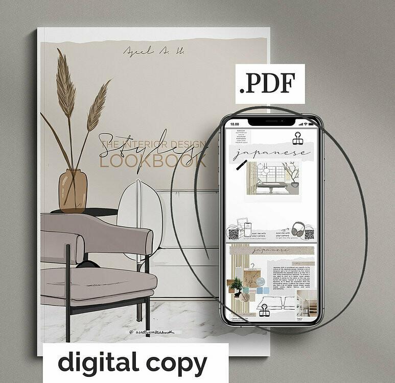 The Interior Design Styles Lookbook (Digital Copy)