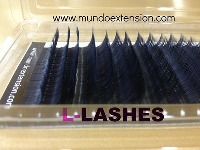 """NEW REAL MINK LASHES MISTO 16 LINEE CURL """"L"""""""
