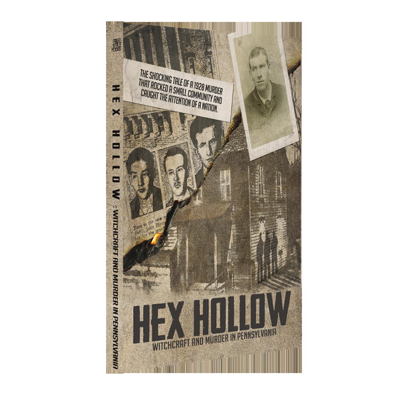 Hex Hollow DVD