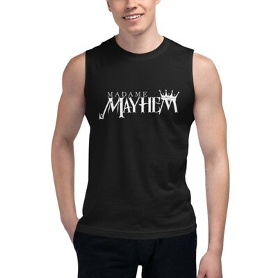 Madame Mayhem Muscle Tank