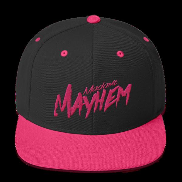 Snapback Pink Hero Hat