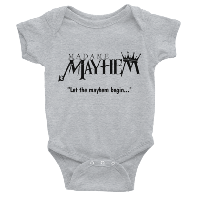 Infant Mayhem Onesie