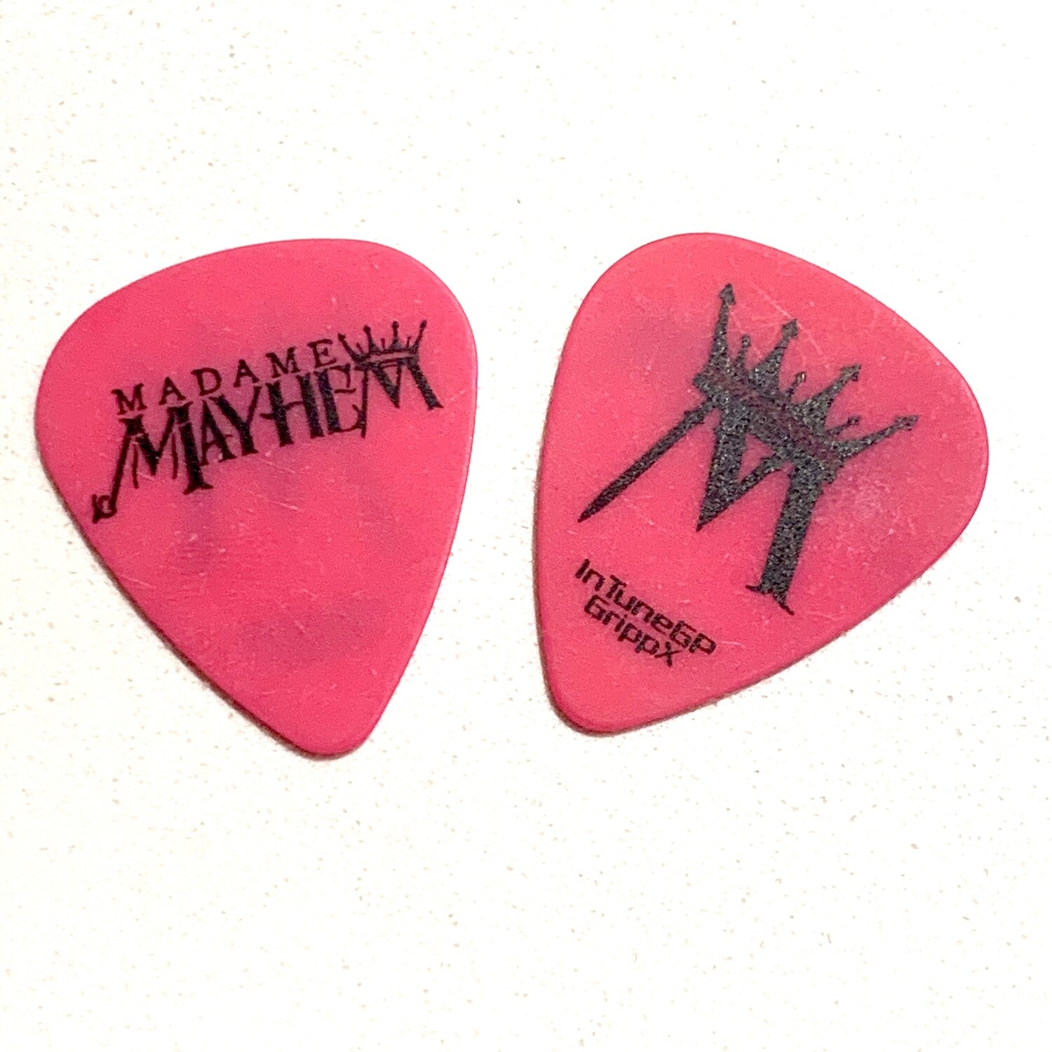 Limited Edition Guitar Picks - 2 Pack
