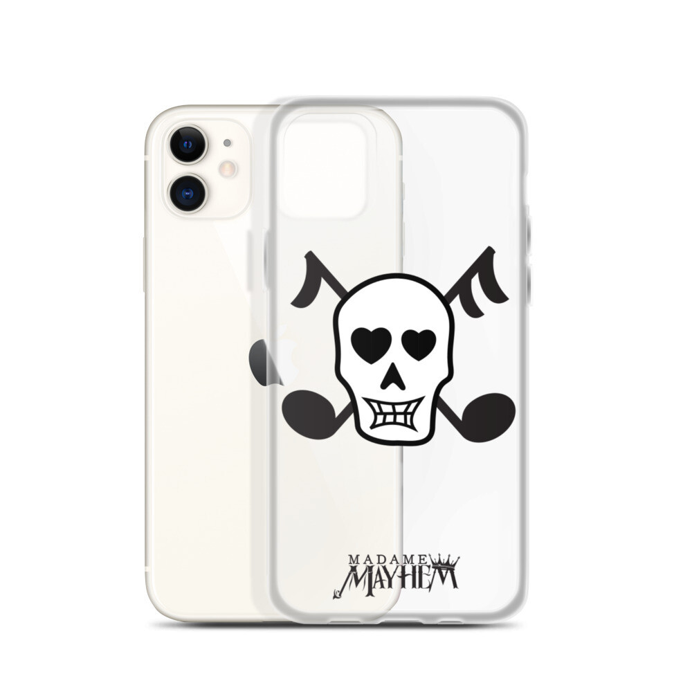 Skull & Bones - iPhone Case