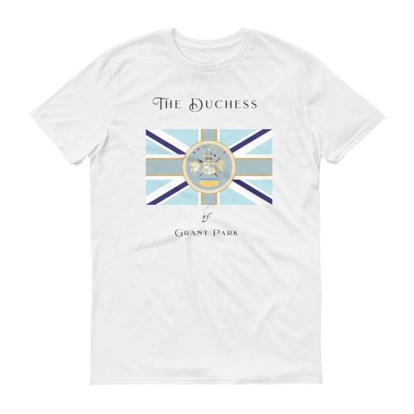 Duchess Union Jack Short-Sleeve T-Shirt