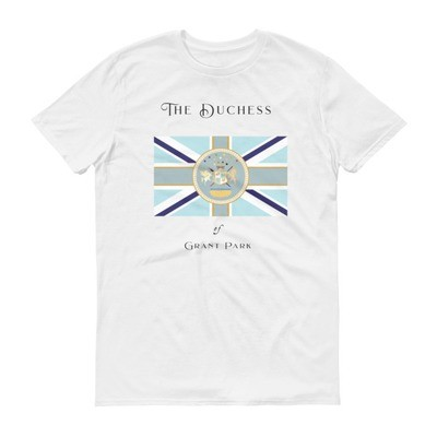 Duchess Union Jack Short-Sleeve T-Shirt