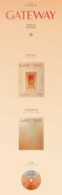 ASTRO - GATEWAY [Time Traveler ver.]