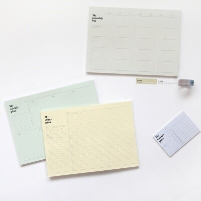 The Memo Big Pad Notes