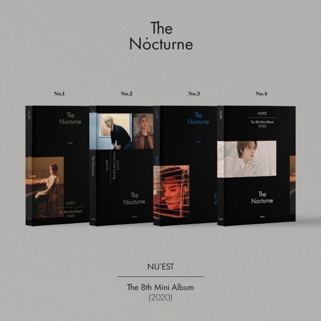 NU'EST - The Nocturne