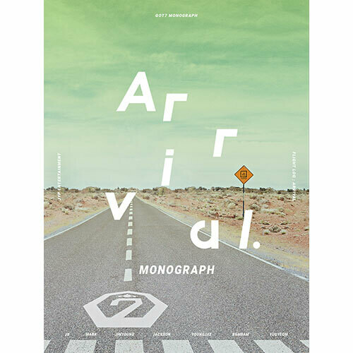 GOT7 - MONOGRAPH [FLIGHT LOG : ARRIVAL]