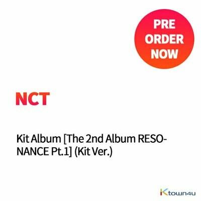 NCT - RESONANCE pt. 1 (KiT)