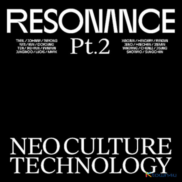 NCT - RESONANCE Pt.2 (Arrival Ver.)