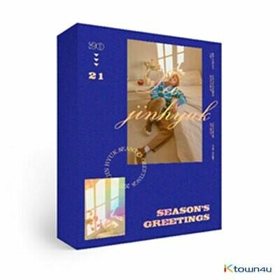 LEE JINHYUK 2021 SEASON'S GREETINGS