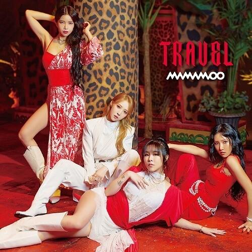 MAMAMOO - Travel [Japan Edition]