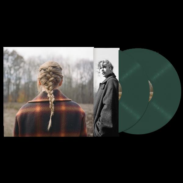 evermore album deluxe edition vinyl
