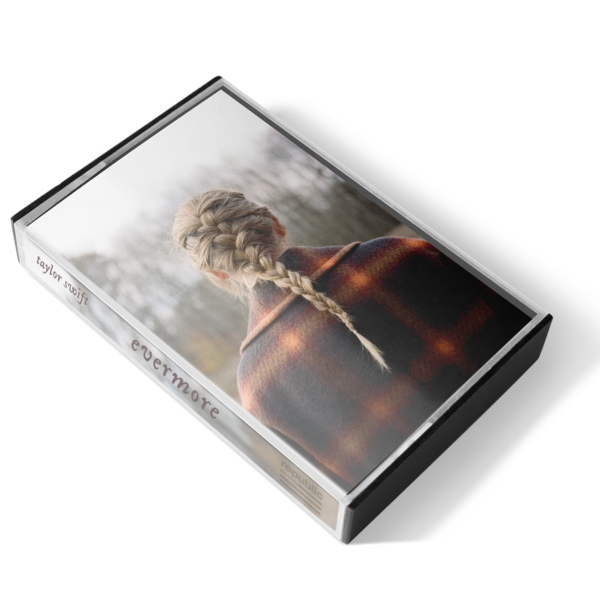 evermore album deluxe edition cassette