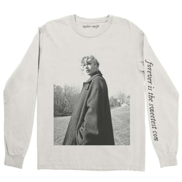 """the """"forever is the sweetest con"""" long sleeve"""