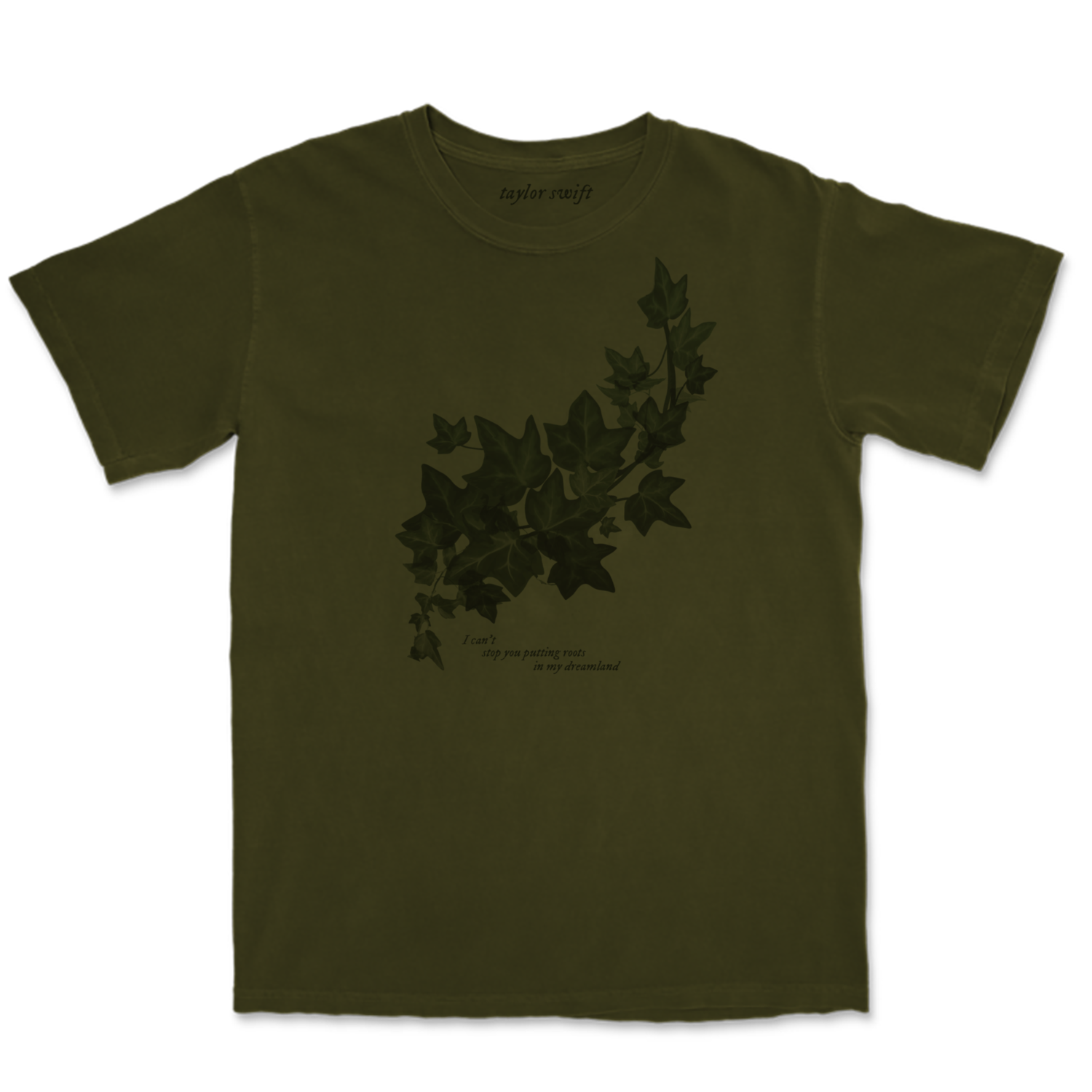 """the """"roots in my dreamland"""" t-shirt"""