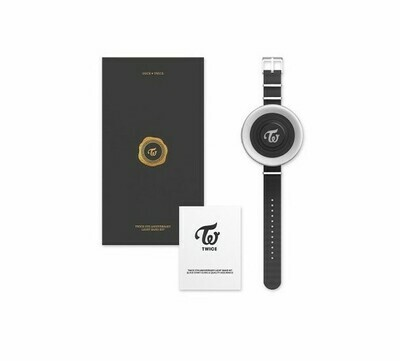 TWICE CANDY BONG Z and OFFICIAL LIGHT BAND KIT