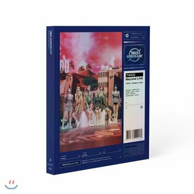 TWICE - Beyond Live: WORLD IN A DAY PHOTOBOOK