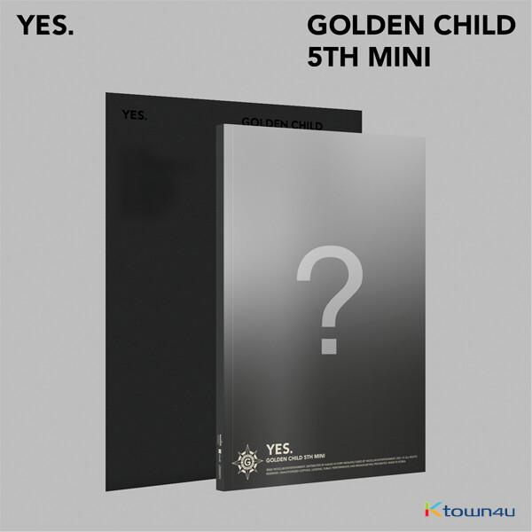 Golden Child - YES [Mini Album Vol.5] (Random ver.)