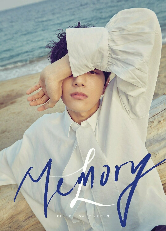 Kim Myungsoo (Infinite's L) - Memory [Single Album]