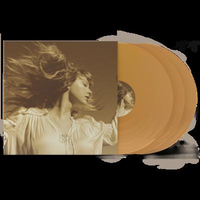 Fearless (Taylor's Version) vinyl