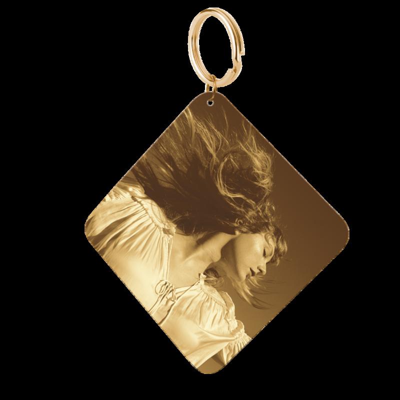 Album Cover Keychain