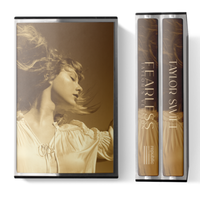 Fearless (Taylor's Version) cassette