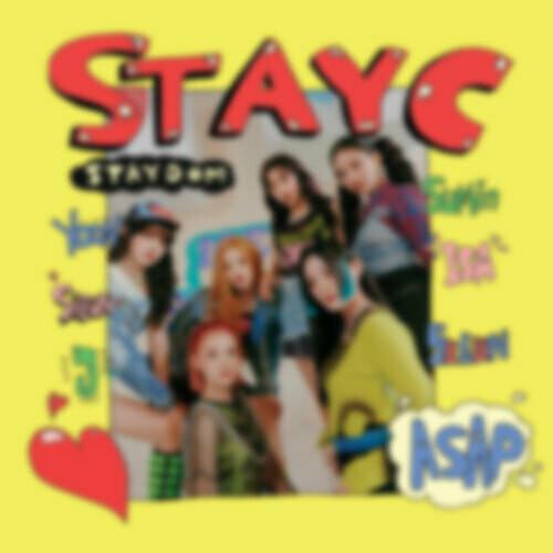 STAYC - STAYDOM <Single Album Vol. 2>