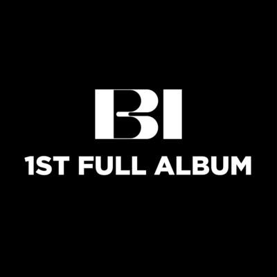 B.I (HANBIN) 1ST FULL ALBUM [WATERFALL] RANDOM VERSION