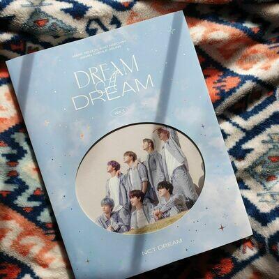 [ONHAND] NCT DREAM - Dream A Dream Photobook