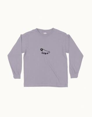 SOUR SAFETY PIN LONGSLEEVE