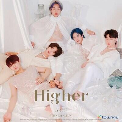 A.C.E - Mini Album Vol.5 [SIREN : DAWN] (Random Ver.)