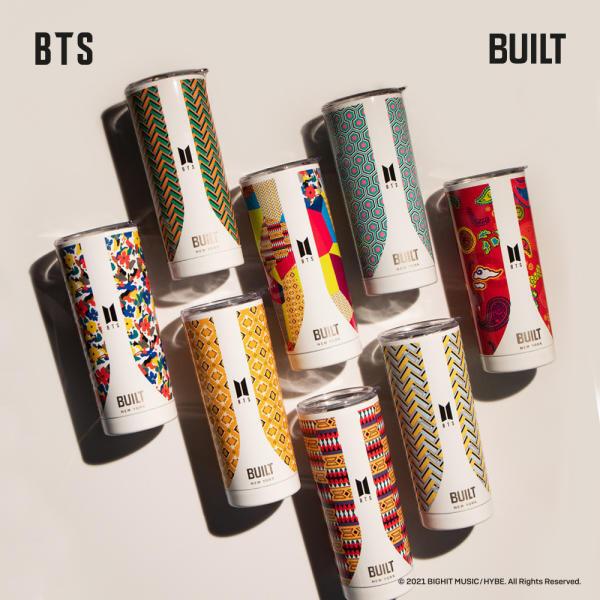 Built NY x BTS