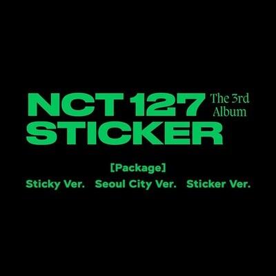[INTERPARK TINGI] NCT 127 STICKER POLAROID EVENT