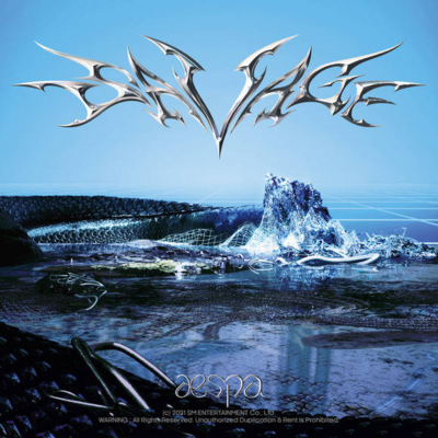 AESPA - Savage (1st Mini Album)