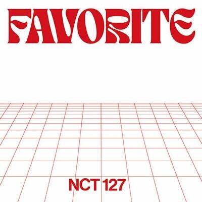 NCT 127 - FAVORITE [Repackage Album] (Random)