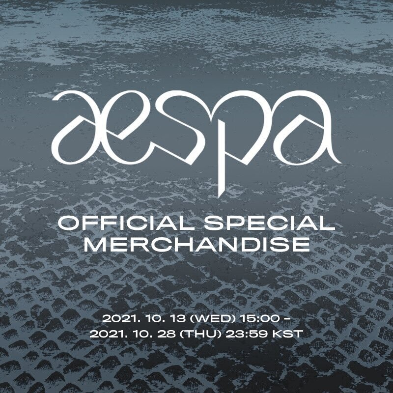 AESPA Official Special Merchandise